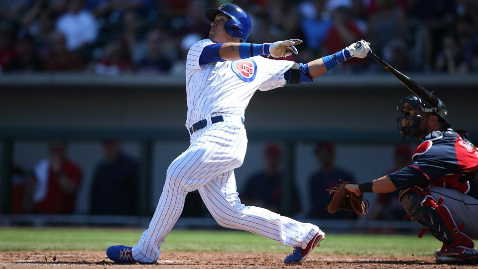 Cubs take step toward brighter future with Javier Baez promotion