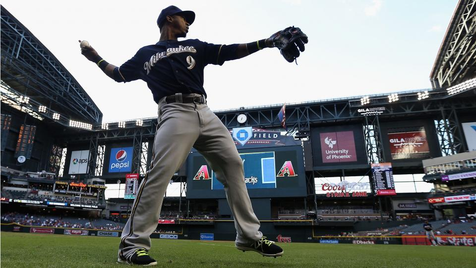Jean Segura hasn't been in touch with the Brewers since leaving the team when his 9-month-old son died Saturday.