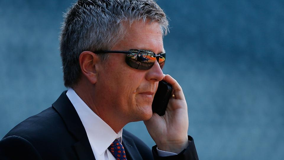 Trade discussions between Astros general manager Jeff Luhnow and his colleagues were leaked onto the internet by an unknown third party on Monday afternoon.