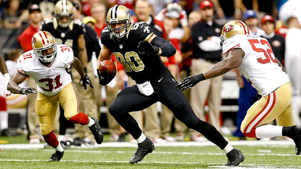 Fantasy football 2014 draft prep: New Orleans Saints team preview