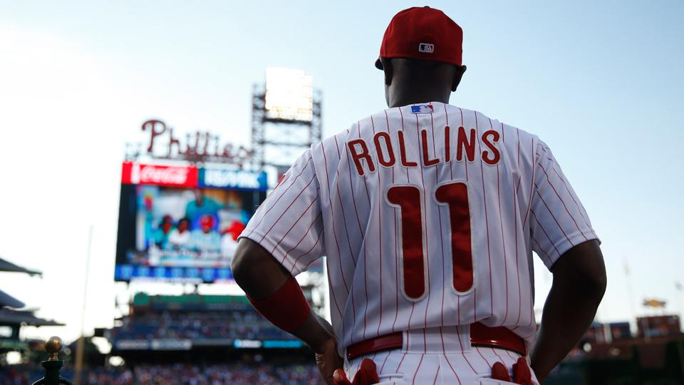 Jimmy Rollins and Phillies face crossroads at trade deadline