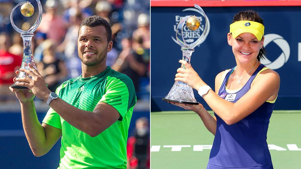 Aces and Faults: Tsonga, Radwanska raise hardware at Rogers Cup