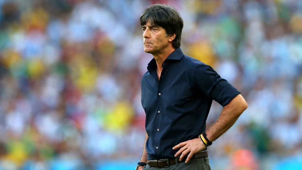 Joachim Loew announces he will stay as coach of Germany