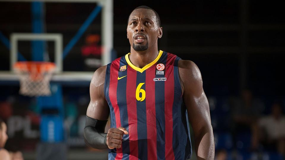 Report: Rockets to sign center Joey Dorsey