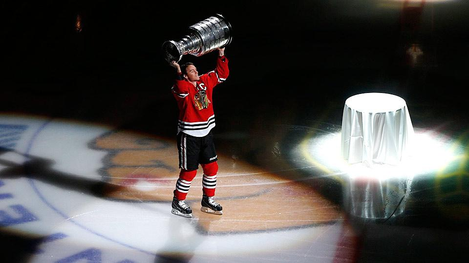Las Vegas has made Jonathan Toews and the Blackhawks the favorites to hoist the Cup in 2015, but not because of their offseason moves.