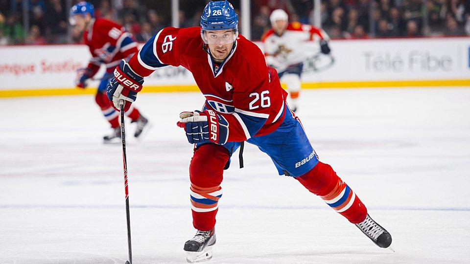 A Canadien since 2007, defenseman Josh Gorges has made up for his shortcomings by playing with a passion that comes from his love of Montreal.