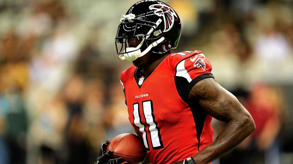 Falcons receiver Julio Jones fine with not playing any preseason games