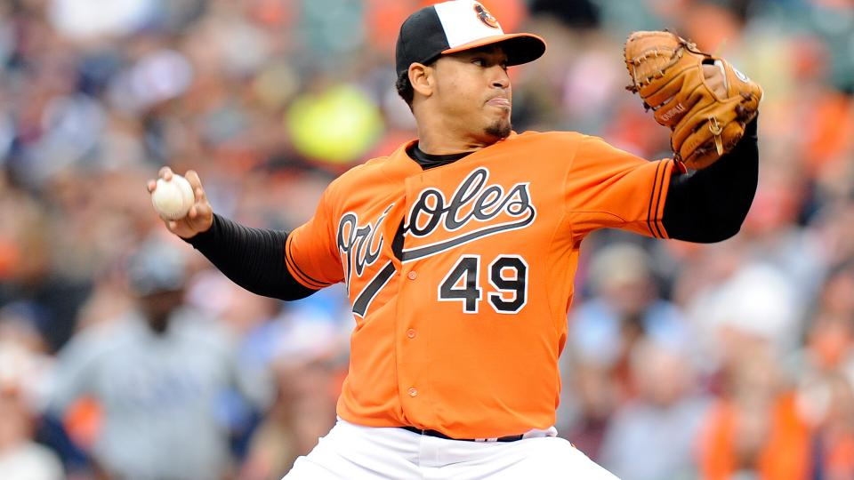 Jair Jurrjens to make first major league start of 2014 with Colorado Rockies