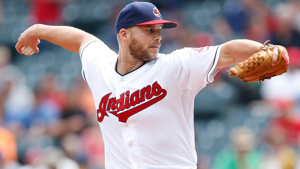 Cardinals get Masterson from Indians in attempt to shore up rotation