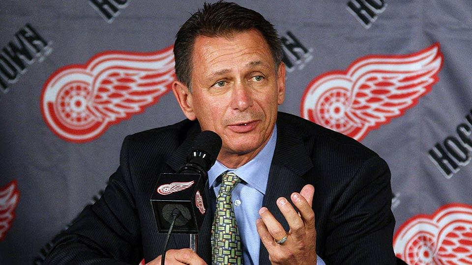 The architect of three Stanley Cup championship teams, Red Wings GM Ken Holland needs to prove he still has what it takes to build a contender.