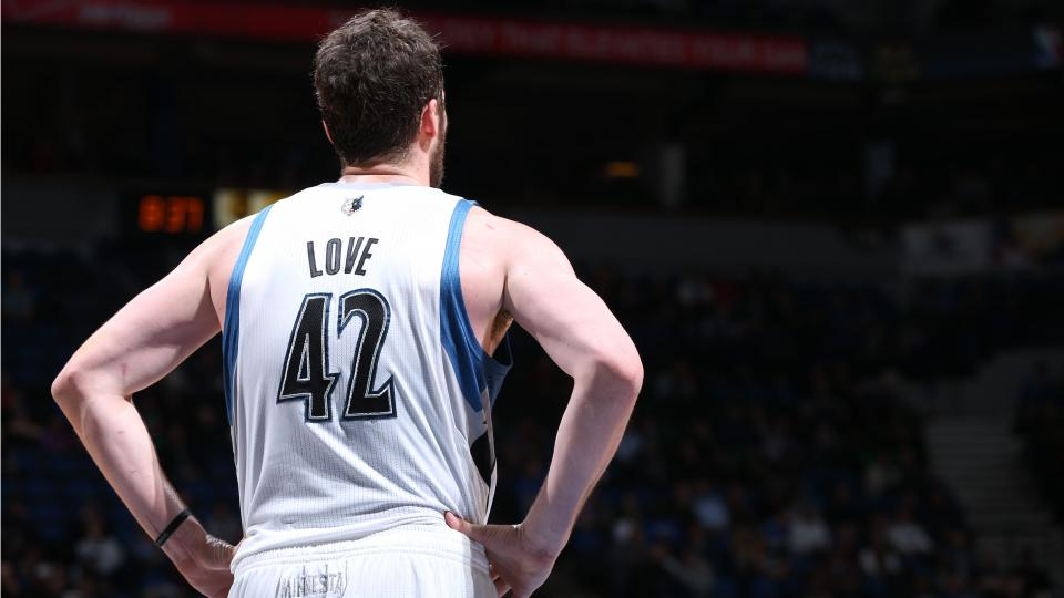 Coach K says he would trade Andrew Wiggins for Kevin Love