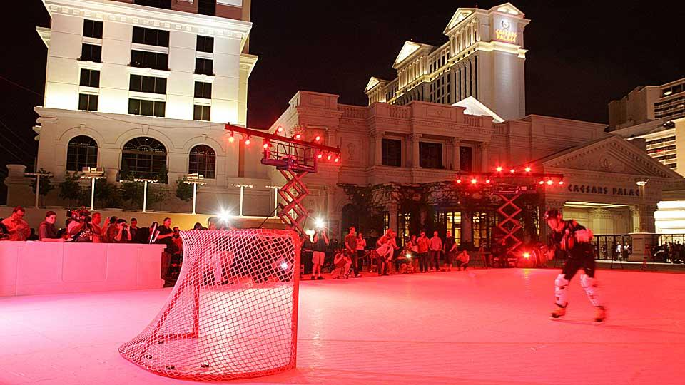 The NHL has graced Las Vegas with its annual awards gala, but a franchise could be on the way after the city's 20,000-seat arena is completed in 2016.