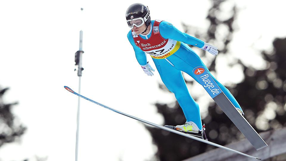 She'd rather be an athlete than a spokeswoman, but Lindsey Van knows the fight for women's ski jumping doesn't end with one event in one Olympics.