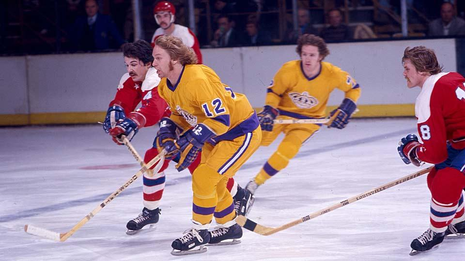 Los Angeles Kings fans of a certain vintage will surely be reminded of the old days when they see the team's new third jersey this season.