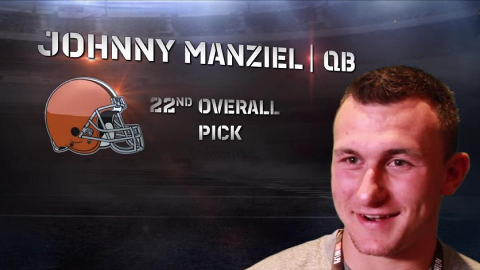 Johnny Manziel, Jadeveon Clowney and other NFL rookies react to their Madden ratings