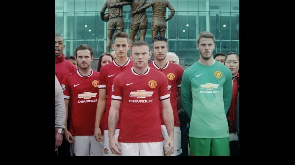 Manchester United new uniforms are worse than David Moyes
