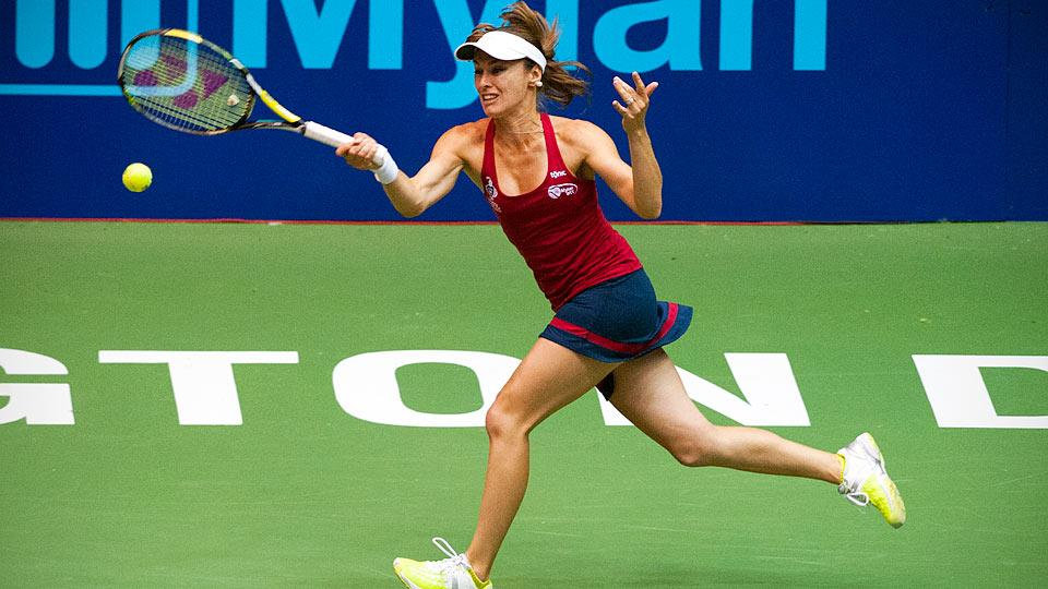 Martina Hingis leads Kastles to fourth consecutive World TeamTennis title
