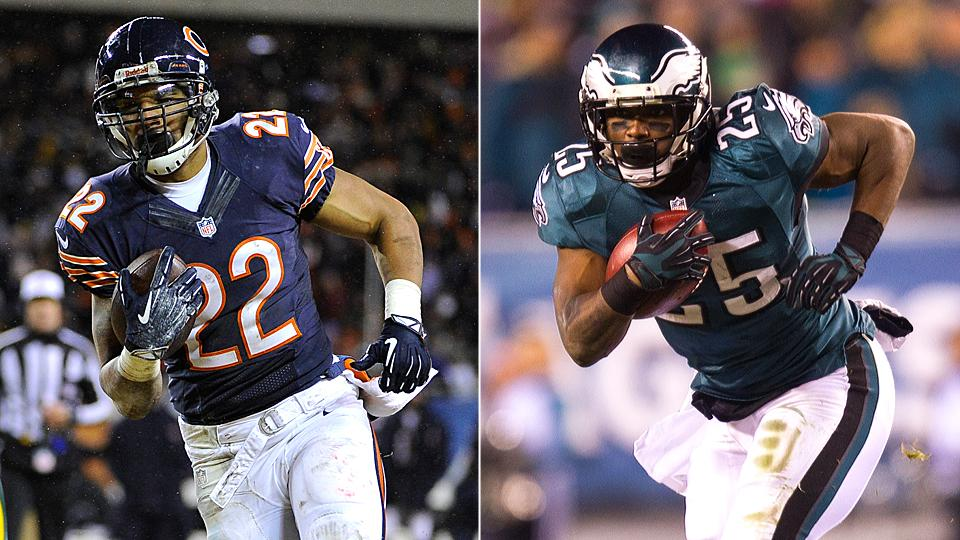 Fantasy debate: Should owners target LeSean McCoy or Matt Forte in drafts?