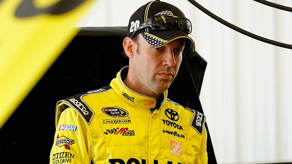 Matt Kenseth shooting for first win of season at Kentucky