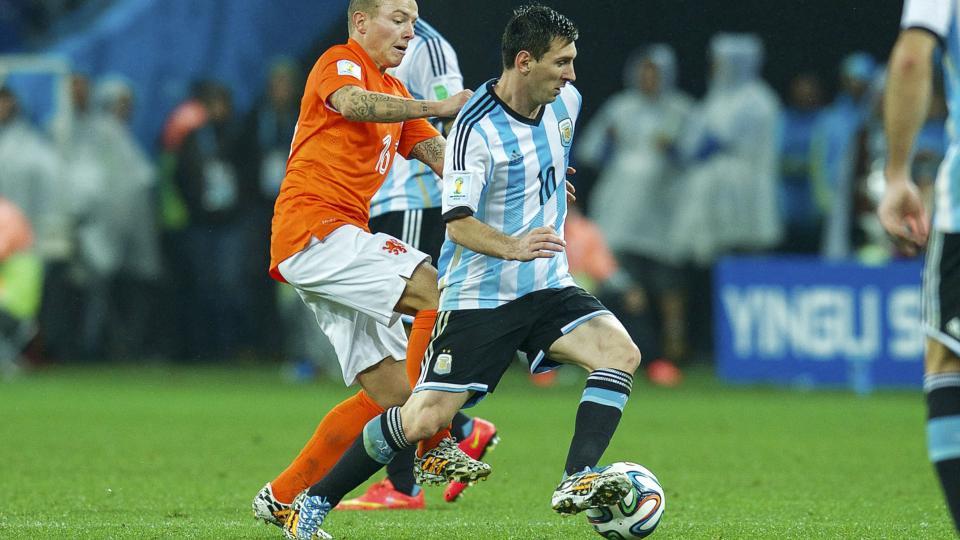Messi, Muller headline World Cup Golden Ball finalists