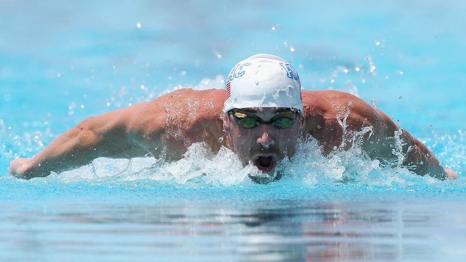 Michael Phelps is the face of USA Swimming, but his hometown only ranked 40th on USA Swimming's list.