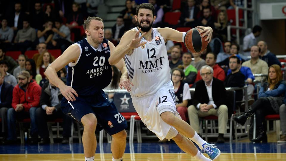 European forward Nikola Mirotic could join the Chicago Bulls next season