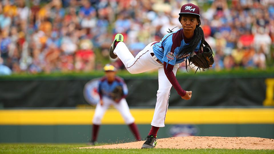 Mo'ne Davis, Taney take center stage at Little League World Series
