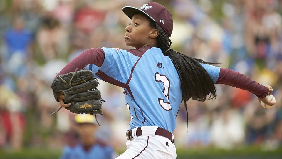 Mo'ne Davis' start vs. Las Vegas draws record numbers for ESPN