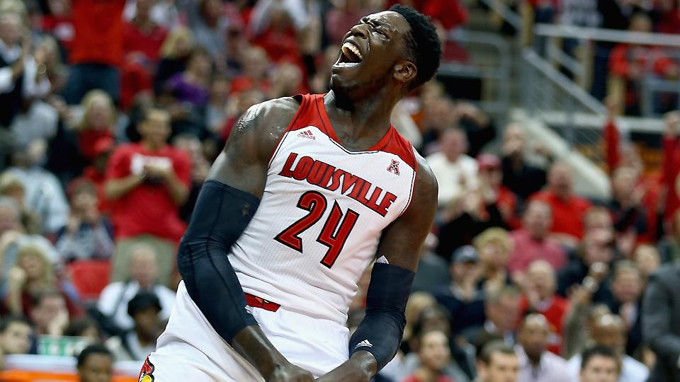 Montrezl Harrell will help to fill a large scoring void left behind by Russ Smith.