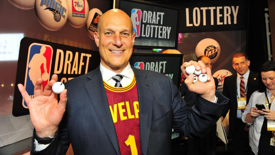 Changes are reportedly coming to the NBA draft lottery.