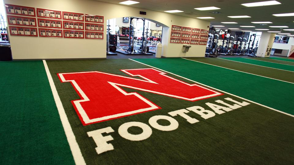 Opened in 2006, the Ndamukong Suh Strength and Conditioning Center was made possible through a $2 million donation Suh made to his alma mater to help future generations of Cornhuskers.