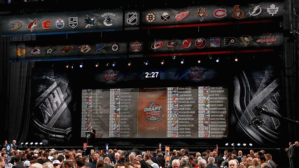 Tanking for the NHL Draft just got trickier with changes to lottery