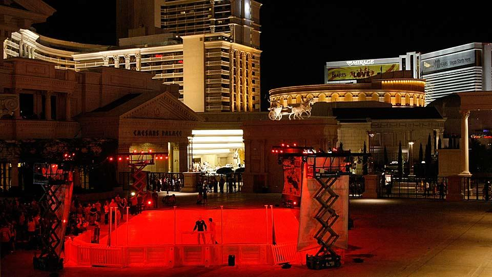 What an NHL expansion team in Las Vegas would look like