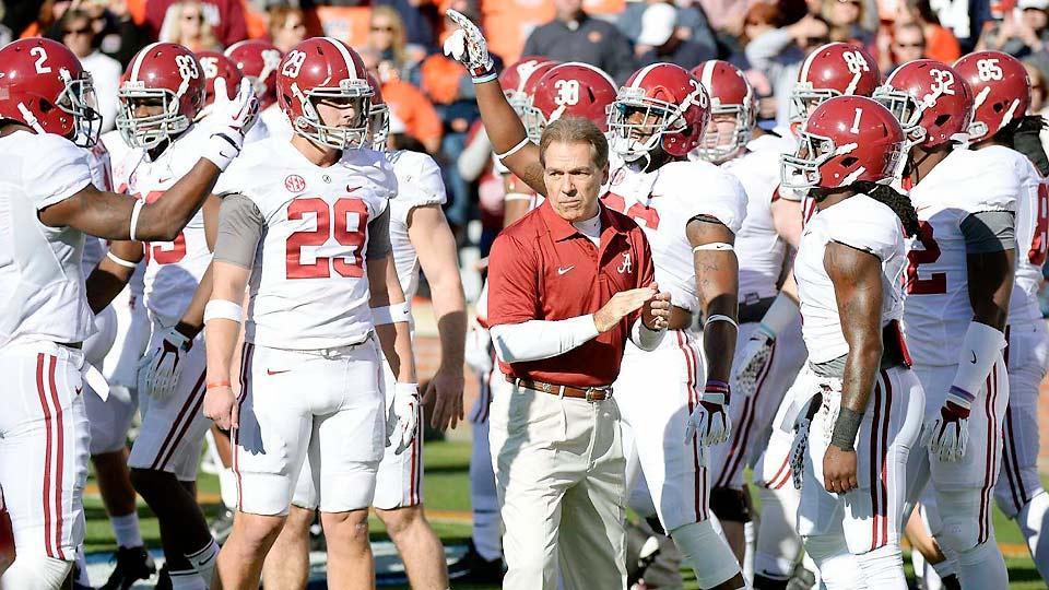 SEC betting preview: Alabama tops odds list ahead of Auburn, Georgia