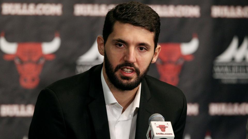 Report: Bulls told Nikola Mirotic he would not be traded