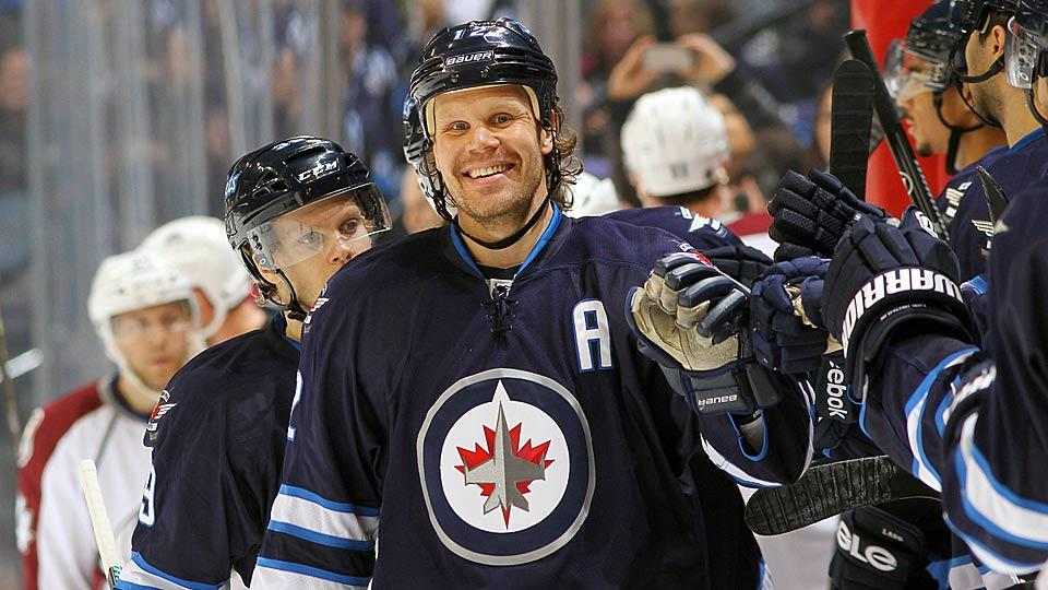The Jokinen's on Nashville because it's having a heck of a time attracting players other than the old Ollis of the world, who are long past their best-by dates.