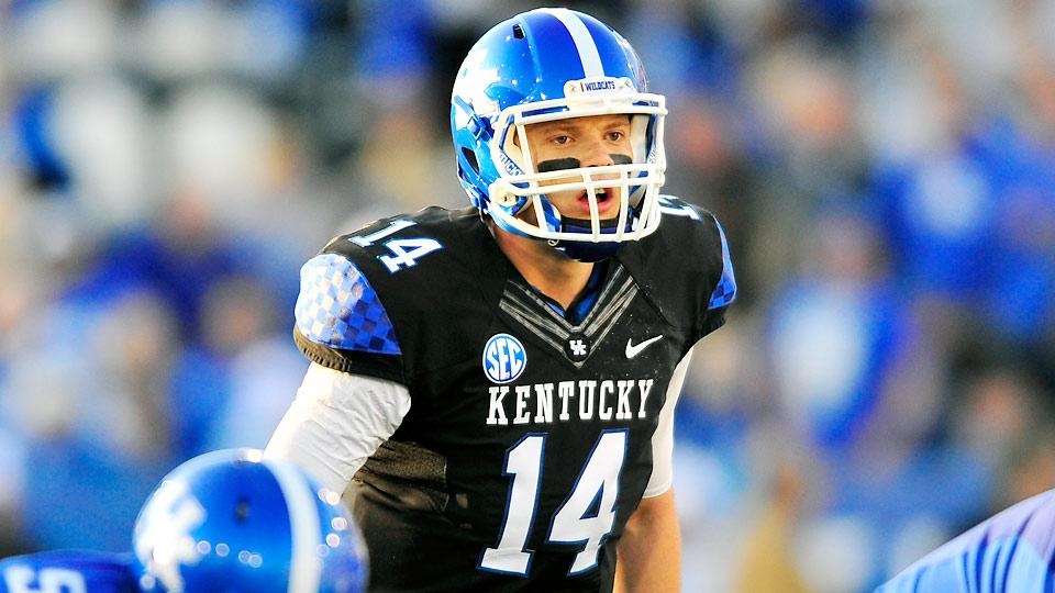 Patrick Towles could be answer for Kentucky's struggling offense