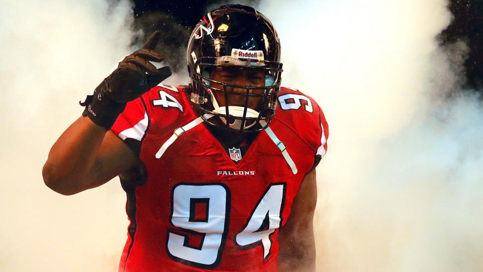 Report: Falcons' former first-round pick Peria Jerry retires