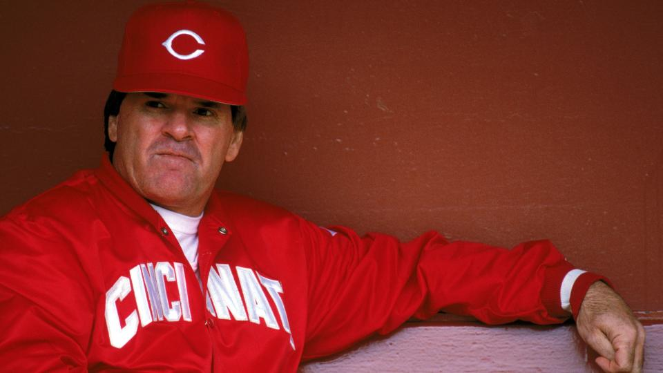 Pete Rose says PEDs are worse than gambling