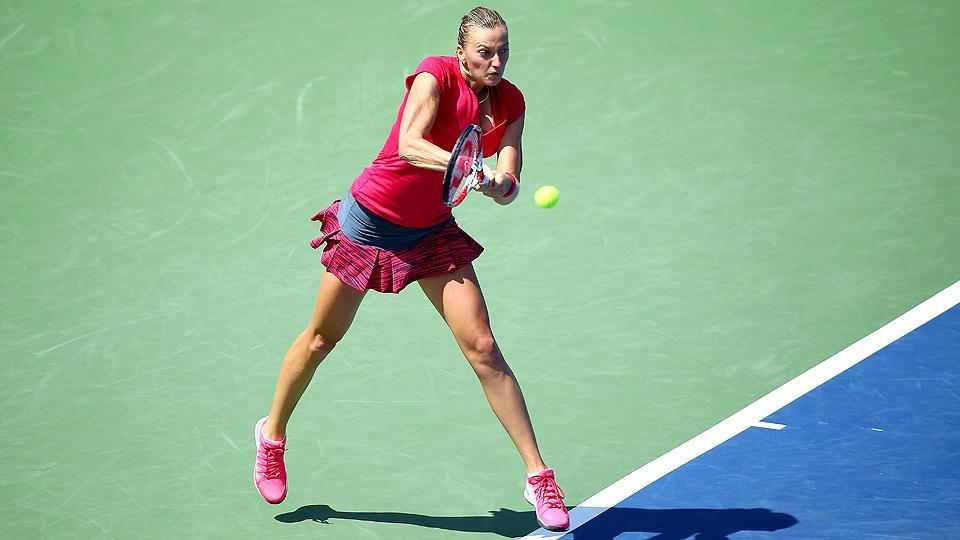 Petra Kvitova, Grigor Dimitrov crash out of Western & Southern Open