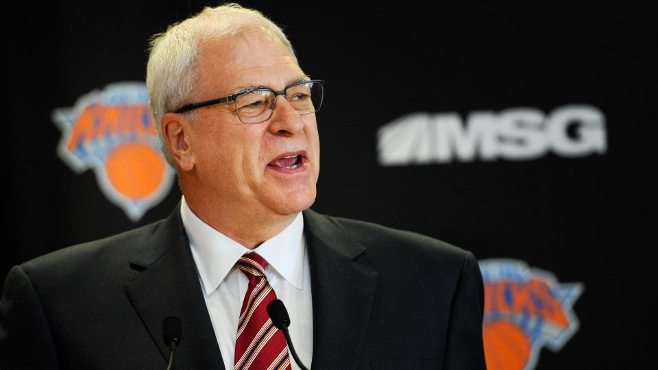 Phil Jackson: Knicks will be more 'fiscally responsible'