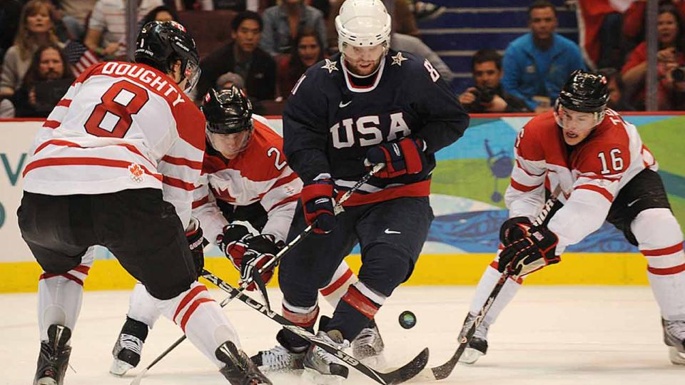 The key question for Phil Kessel and Team USA: Can they alter their style well enough to win on a bigger Olympic rink?