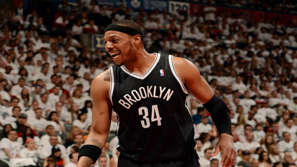 Could Paul Pierce be the next domino to fall in free agency?