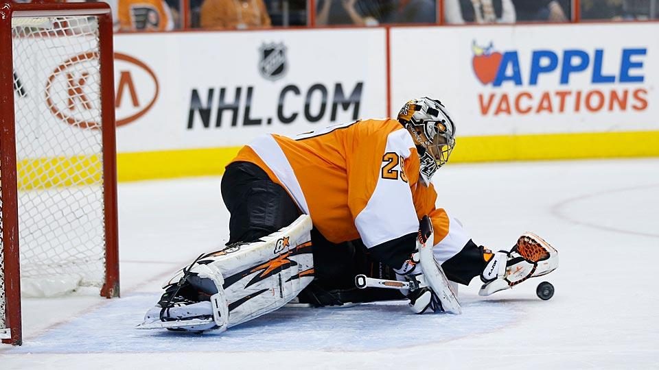 With a new one-year, $1 million contract, backup goalie Ray Emery should prove to be a real bargain as he solidifies Philadelphia's usually shaky situation in net.