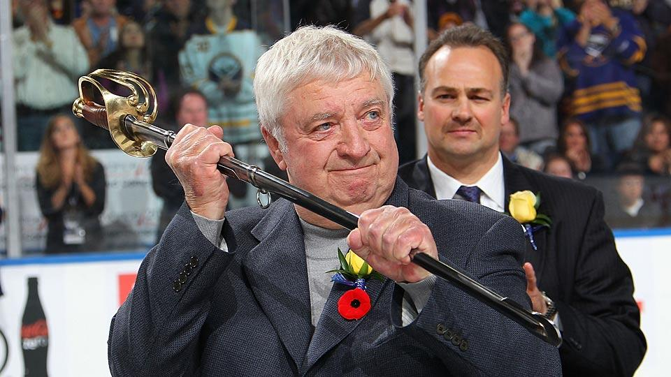 During his distinctive and distinguished career, Rick Jeanneret has become famous for colorful calls such as