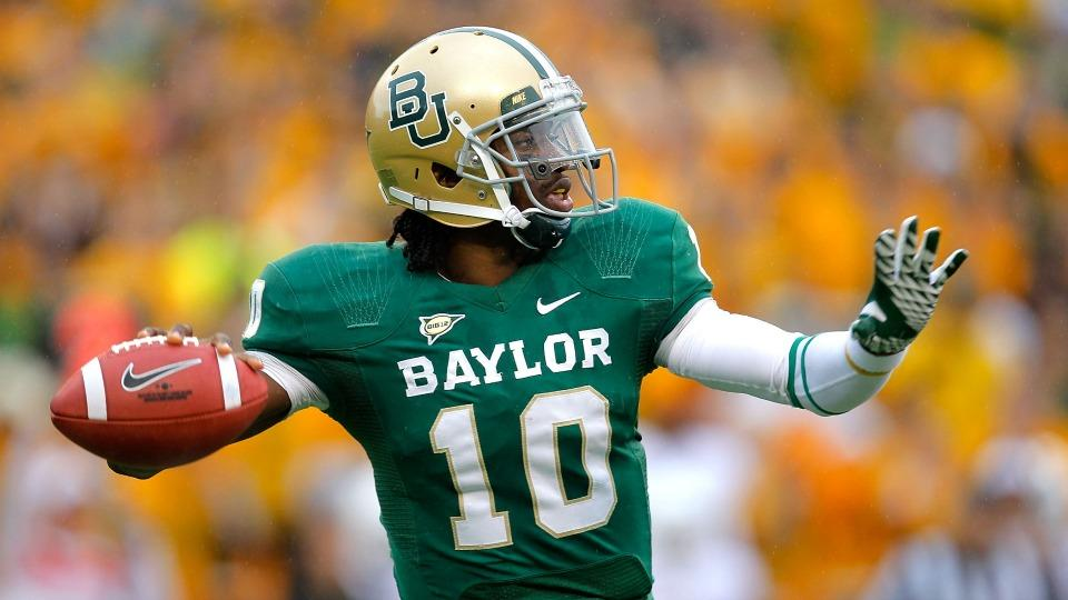 Baylor will unveil Robert Griffin III statue outside new stadium