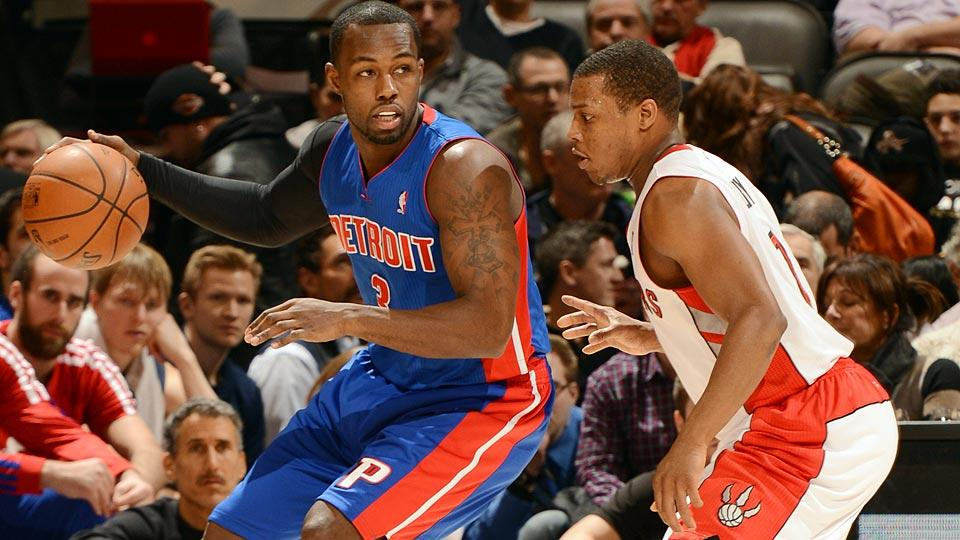 The Pacers landed Rodney Stuckey (left) after losing Lance Stephenson to the Hornets in free ageny.