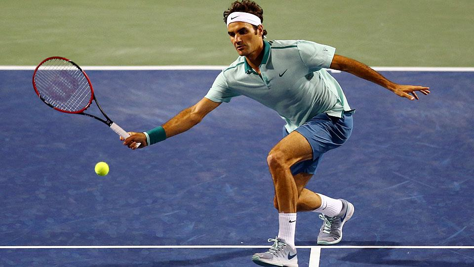 No. 3 Roger Federer is 49-9 with three titles this year, including last week's victory at the Western & Southern Open.