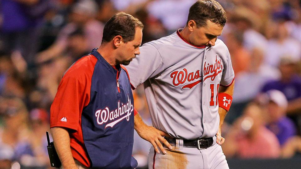 Ryan Zimmerman injury complicates Nationals' division title hopes