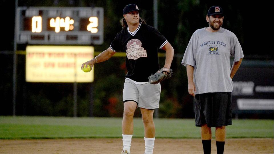 The Chargers joined a recreational softball league this summer and did not win